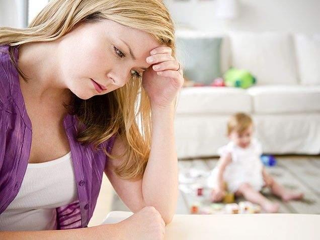 Эмоциональное выгорание мамы: как себе помочь