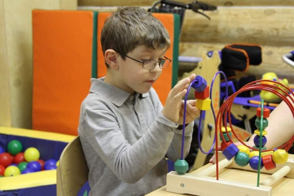 Особенности обучения детей с ДЦП