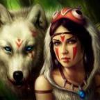 Бегущая с волками аватар